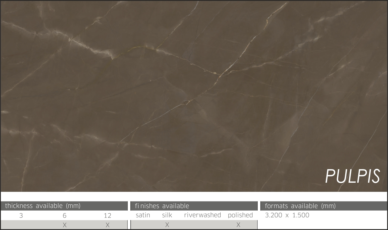 PULPIS NEOLITH LASTRE NEOLITH POLISHED